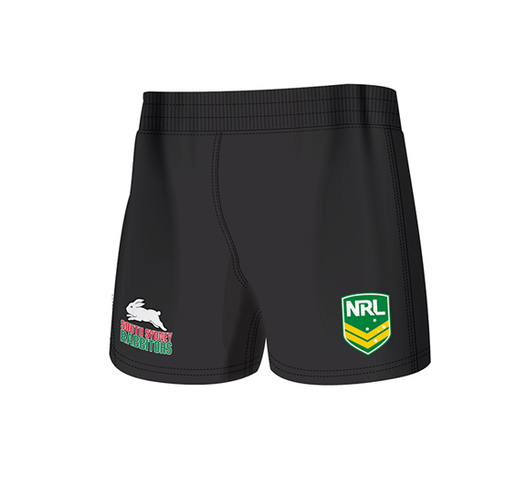 by ISC South Sydney Rabbitohs Supporter Shorts 2 Pack