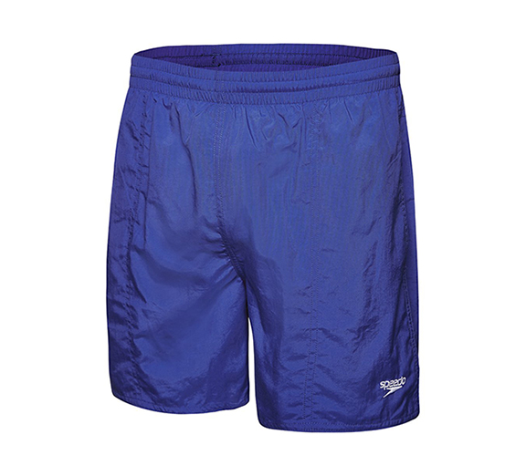 by Speedo Speedo Mens Solid Leisure Short Speed