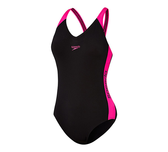 by Speedo Speedo Womens Splice One Piece