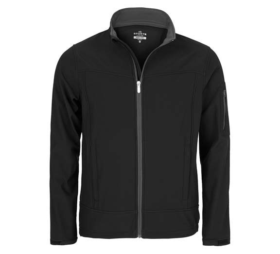by Sporte Sporte Mens Perisher Soft Tec Jacket