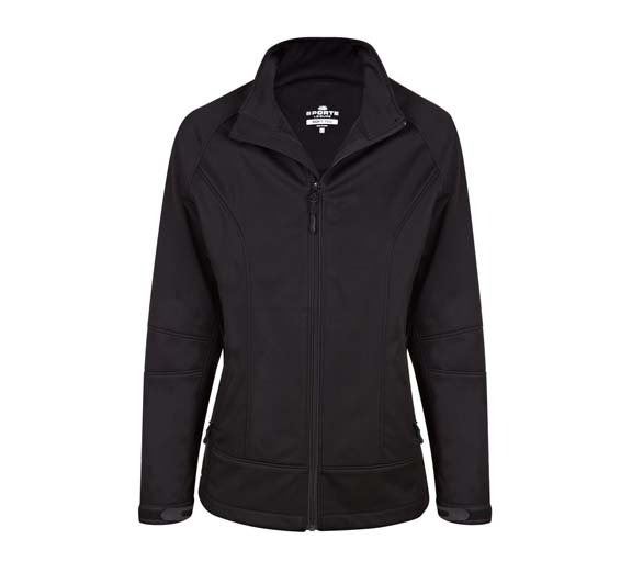 by Sporte Sporte Womens Thredbo Softshell Jacket