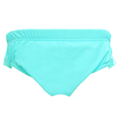 Piece by Cupid Girl Stepping Stones Frill Swim Nappy