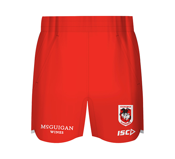by ISC St George Dragons 2015 Training Short Red