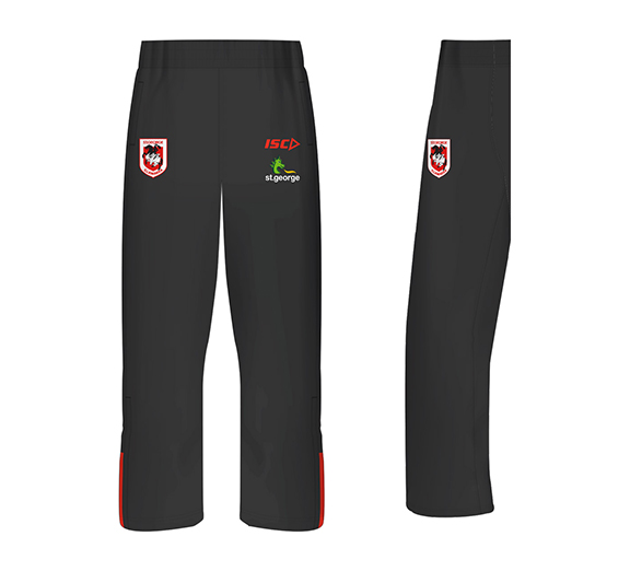 by ISC St George Illawarra Dragons 2015 Tracksuit Pants
