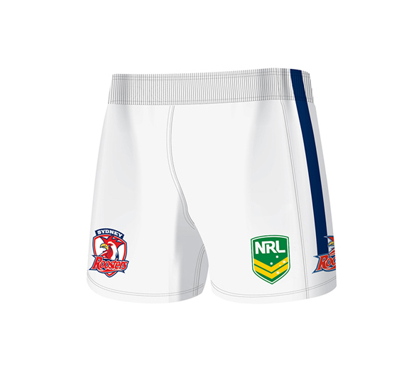 by ISC Sydney Roosters Home Supporter Shorts 2 Pack