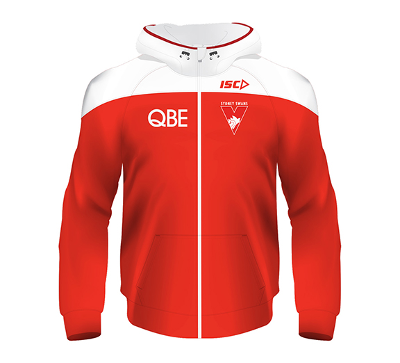 by ISC Sydney Swans 2015 Ladies Tech Hoody
