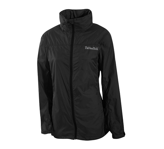 by ThermaTech ThermaTech Womens Lightweight Waterproof Jacket