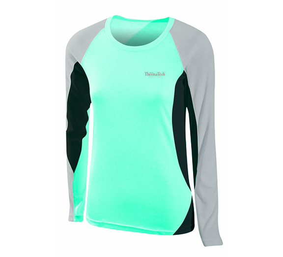 by ThermaTech ThermaTech Womens LS SpeedDri Ultra Baselayer