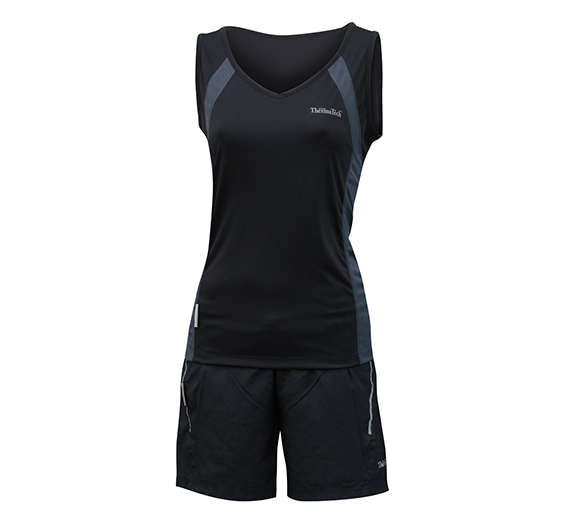 by ThermaTech ThermaTech Womens UPF50 Training Singlet