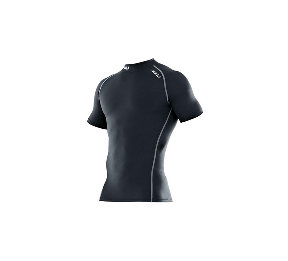 by 2XU 2XU Men's Compression Short Sleeve Top
