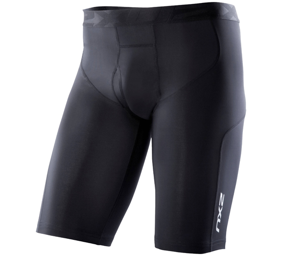 by 2XU 2XU Men's Elite Compression Golf Short