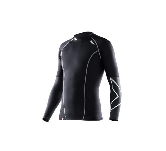 by 2XU 2XU Men's Elite Compression Long Sleeve Top