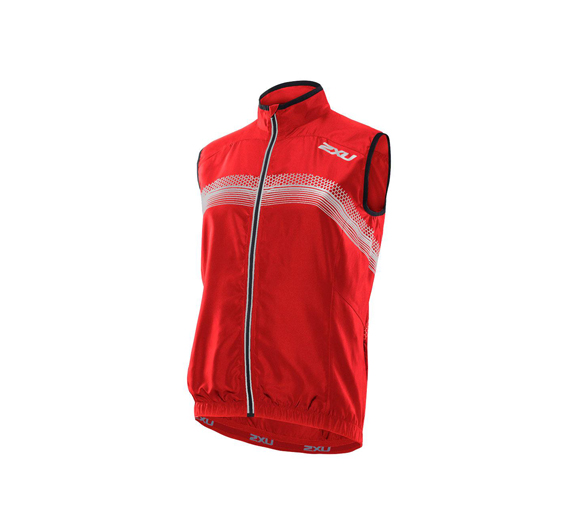 by 2XU 2XU Mens Microclimate Reflector Vest