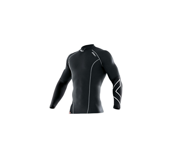 by 2XU 2XU Men's Thermal Compression Long Sleeve Top
