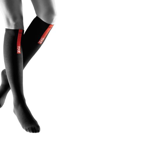 by 2XU 2XU Women's Compression Recovery Sock